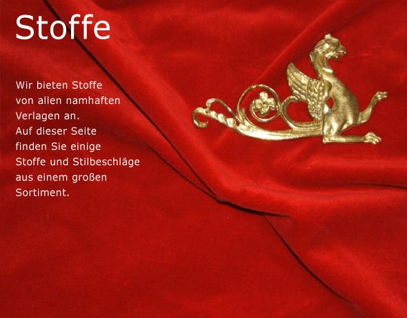 Stühle restaurieren, polstern und beziehen in München: Collins ...
